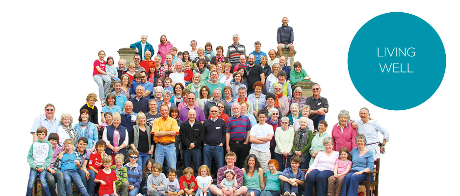 Lymington Baptist Church Family